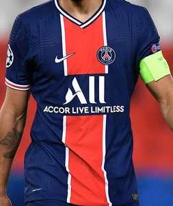 Maillot Nike PSG Paris-Saint-Germain Ligue des Champions 20/21