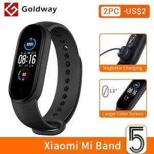 Bracelet connecté Xiaomi Mi Band 5 (Version Chinoise)
