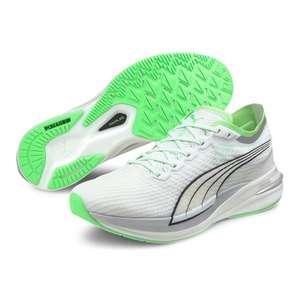 Chaussures de running Puma Deviate Nitro avec plaque carbone intégrée - Tailles 39 à 46