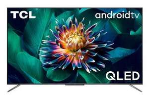 """TV 65"""" TCL 65C711 - QLED, 4K UHD, HDR 10+, Dolby Vision & Atmos, Android TV (Via ODR de 100€)"""