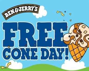 Distribution gratuite de glaces Ben & Jerry's dans plusieurs villes de France