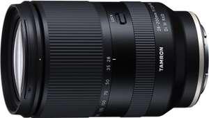 Objectif photo Tamron 28-200mm f2.8-5.6 Di III RXD - monture Sony FE
