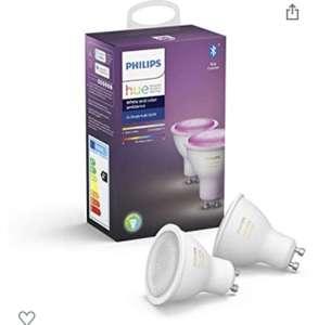 Ampoule LED Philips Hue White & Color GU10