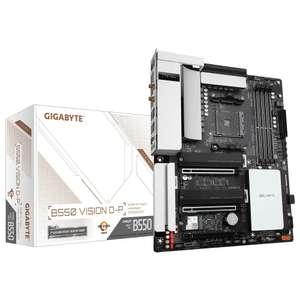 Carte-mère Gigabyte B550 Vision D-P - socket AM4