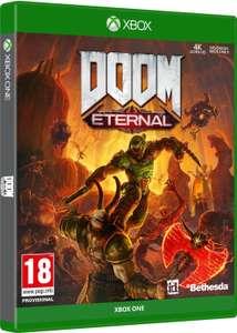 Doom Eternal sur Xbox One (frais de port inclus)