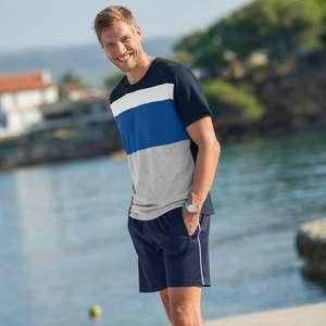 T-Shirt 2 bandes Esprit Sport (Taille M à XL)
