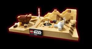 Lego Star Wars - La résidence de Tatooine offert dès 85€ d'achat en Lego Star Wars