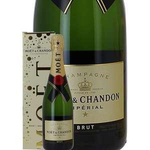 Bouteille de champagne brut Moet & Chandon Impérial - 75 cl