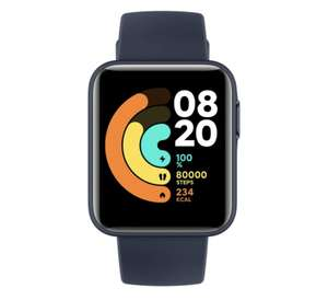 Montre connectée Xiaomi Mi Watch Lite - Bleu