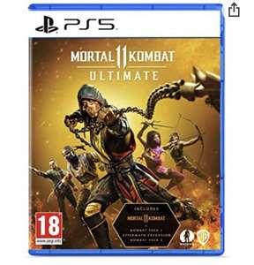 Mortal Kombat 11 Ultimate sur PS5, PS4, Xbox & Switch (Frais d'importation Inclus)