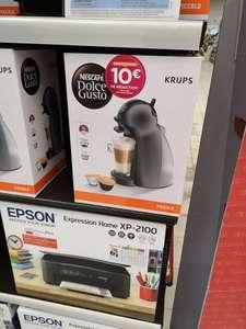 Cafetière Expresso à dosettes Nescafé Krups Piccolo Dolce Gusto YY2283FD (via 25€ sur la carte de fidélité)