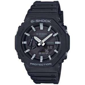 Montre analogique Casio G-Shock CasiOak GA-2100-1AER - MondialMontres.fr