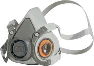 Demi-masque 3M 6200 - Taille M
