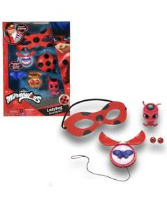 Set de déguisement Bandai Miraculous Ladybug