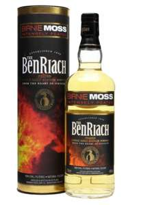 Whisky Benriach Birnie Moss - 70cl (Via 13,43€ sur Carte Fidélité) - Avelin (59)