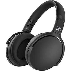 Casque audio sans fil pliable Sennheiser HD 350BT - Noir (reconditionné)