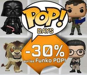 Sélection de Figurines Funko Pop en promotion