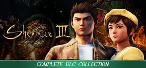 Shenmue 3 Season Pass DLC sur PC (dématérialisé - Steam)