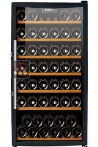 Cave à vin mono-température de service Caviss ACI-CVS132 -78 bouteilles (ma-cave-a-vin.fr)