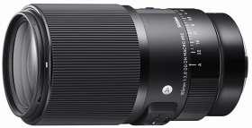 Objectif Sigma 105mm f/2.8 DG DN Macro HSM Art pour Monture Sony E