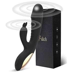 Vibromasseur Fidech - 10 modes de vibration (Vendeur tiers)