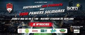 [Étudiants] Distribution de paniers solidaires - Matmut Stadium Gerland (69)