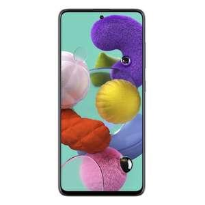 """Smartphone 6.5"""" Samsung Galaxy A51 - 4 Go de RAM, 128 Go (Frontaliers Suisse)"""
