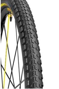 "Pneu vélo 27.5"" x 2.25"" Mavic Pulse Pro - Souple, Tubeless ready"