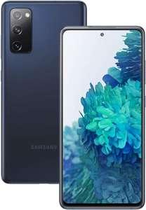 "Smartphone 6,5"" Samsung Galaxy S20 FE 5G - Snapdragon 865, 6/128 Go + 1 An de forfait 3H + SMS/MMS illimités + 200 Mo (via ODR de 100€)"