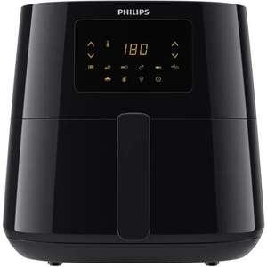 Friteuse Philips HD9270/90 Airfryer Essential XL - 1,2kg, Technologie Rapid Air, Interface digital, 7 préréglages - Noir