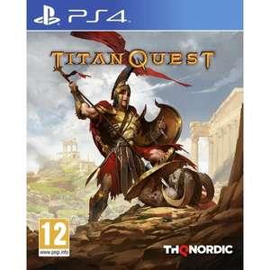 Titan Quest sur PS4