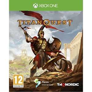 Jeu Titan Quest sur Xbox One