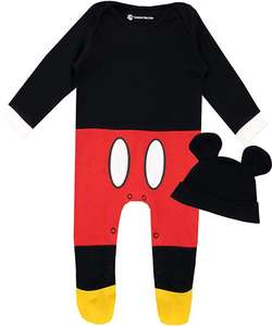 Ensemble pyjama + bonnet Mickey (vendeur tiers)