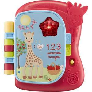 Jouet Livre Musical Et Lumineux Sophie la Girafe