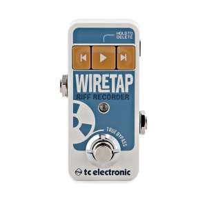 Pedale Tc Electronics Wiretap Riff