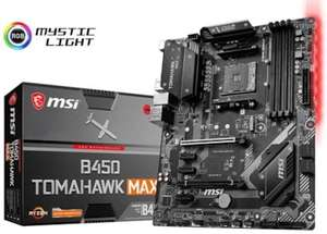 Carte mère MSI B450 Tomahawk Max - AM4, ATX