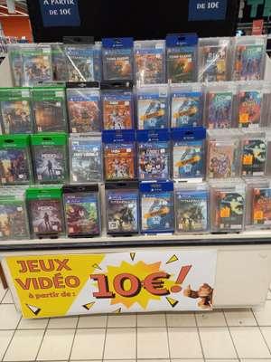 Sélection de jeux en promotion - Ex : Metro Exodus, Tomb Raider, Shennue 1 et 2 - Saint-Sébastien-sur-Loire (44)
