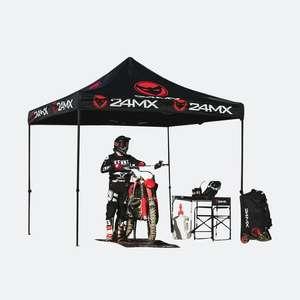 Tente paddock 24MX Easy-Up sans cloisons - 3x3m
