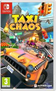 Taxi Chaos sur Nintendo Switch