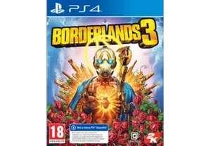Jeu Borderlands 3 sur PS4 (Frontaliers Belgique)