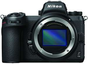 Appareil photo numérique hybride Nikon Z 6II - 24.5 Mpix, CMOS, boîtier nu