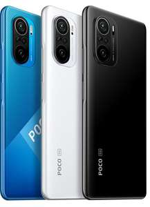 "Smartphone 6.67"" Xiaomi Poco F3 5G - 128 Go + Bracelet connecté Xiaomi Mi Band 5"
