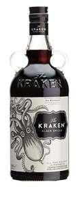1 Bouteille de Rhum The Kraken Black Spiced spirit - 70 cl