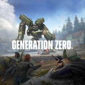 Generation Zero sur Xbox One & Series S/X (dématérialisé)