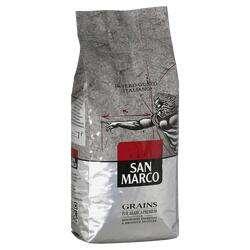 Café en grain San Marco, 2 x 500G - Région Est