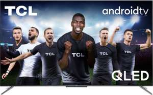 """TV 65"""" TCL 65C711 - QLED, 4K UHD, HDR 10+, Dolby Vision & Atmos, Android TV"""