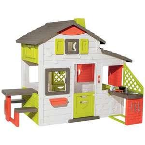 Jouet maison en plastique Smoby Neo Friends House & Cuisine + 25€ en bon d'achat à valoir sur un accessoire Maison (via retrait en magasin)
