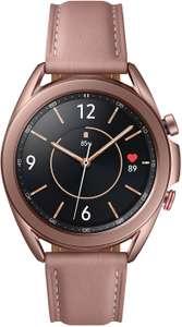 [Clients RED / SFR] Montre connectée Samsung Galaxy Watch3 - 4G + Wi-Fi, 41 mm, bronze (via 100€ sur les prochaines factures + ODR de 50€)