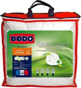 Couette tempérée Dodo SaniProtect Anti-Acariens aux Actifs 100% Naturels - 220x240 cm