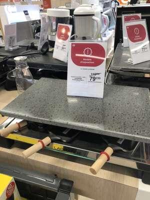 Sélection de modèles d'exposition d'appareils à raclette en promotion - Boulanger d'Italie 2 (75)